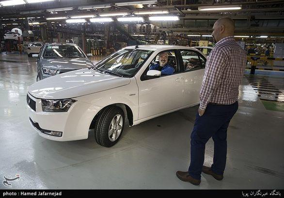 خودرو دنا تیپ 2 به 109 میلیون تومان رسید
