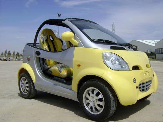 نگاهی به پروژه های خودرو برقی در ایران / از مینور تا پراید برقی (عکس)