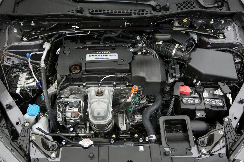 موتور هوندا آکورد