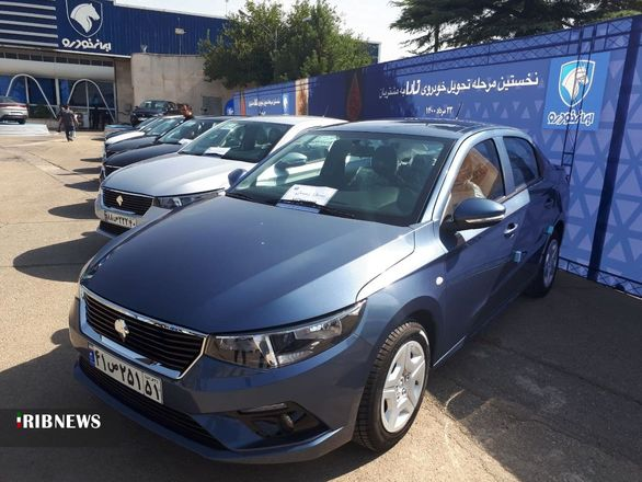 اولین قیمت خودرو تارا در بازار مشخص شد / تارا رقیب قیمتی شاهین