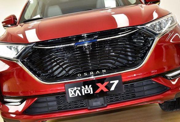 اوشان X7   کراس اوور چینی با قیمت نهایی 19 هزار دلار
