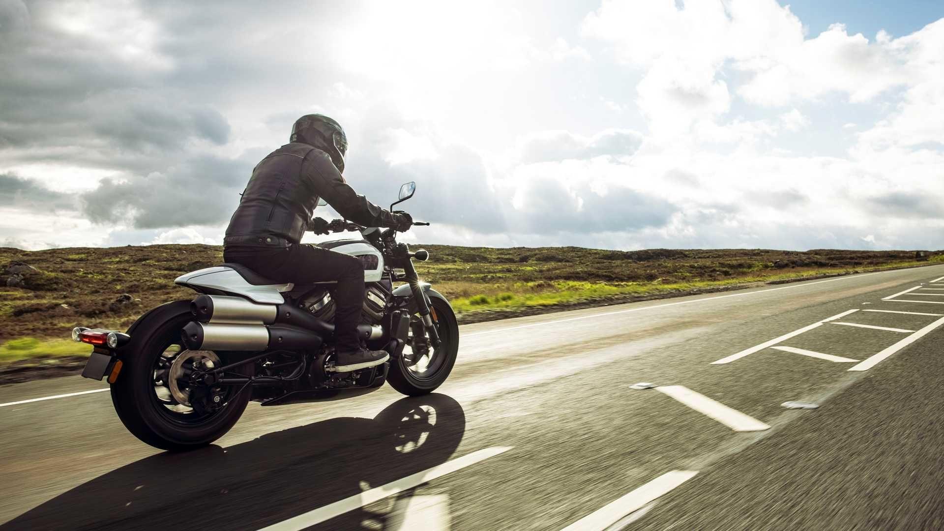 جدیدترین موتورسیکلت هارلی دیویدسون رونمایی شد