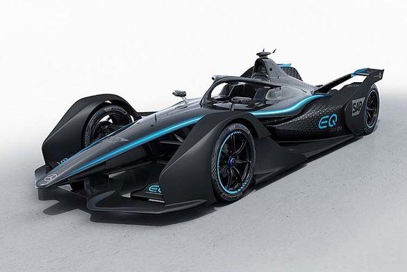 نگاهی به نسل سوم خودروهای برقی مسابقات فرمول E