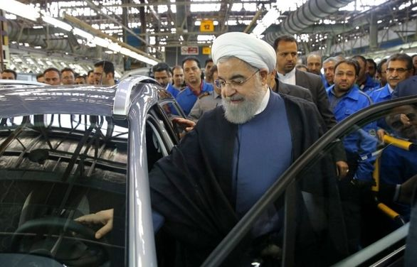 رئیس جمهوری با افزایش قیمت خودرو مخالف نیست