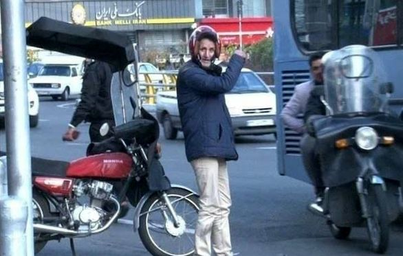 وضع اسفناک مدافع سابق پرسپولیس + عکس