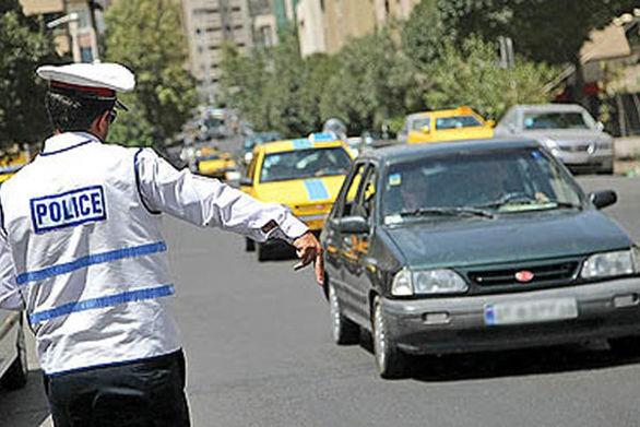 محدودیت تردد خودرو بین استانی همچنان پا برجاست