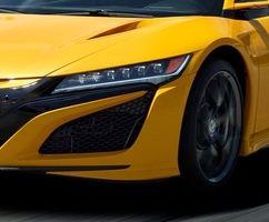 مدل جدید خودرو سوپراسپرت لوکس ژاپنی را ببینید