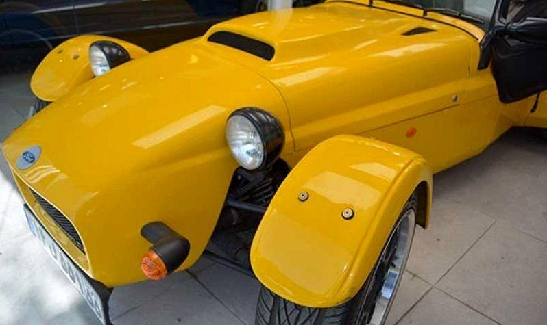 ماجرای خودروی عجیبی که 1.2 میلیارد تومان قیمت دارد + عکس