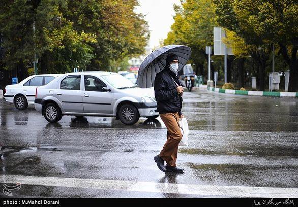 پیش بینی زمان دور جدید بارش باران در کشور