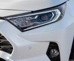 مدل جدید تویوتا RAV4 هیبرید را ببینید