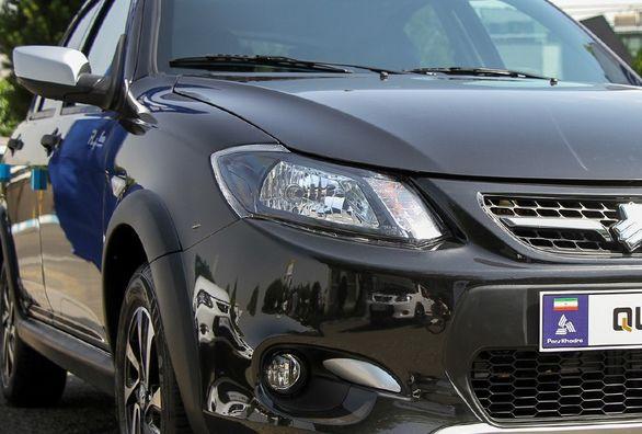 جدیدترین خودرو 4 ستاره داخلی معرفی شد