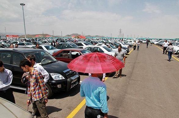 بازار در شوک اعلام قیمت جدید خودروها