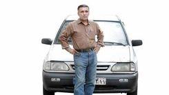گفتگو با مردی که یک میلیون کیلومتر با یک پراید رانندگی کرد + عکس