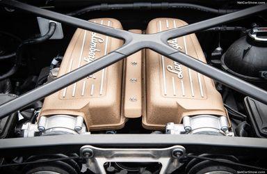 خودرو لامبورگینی هوراکان STO مدل 2021