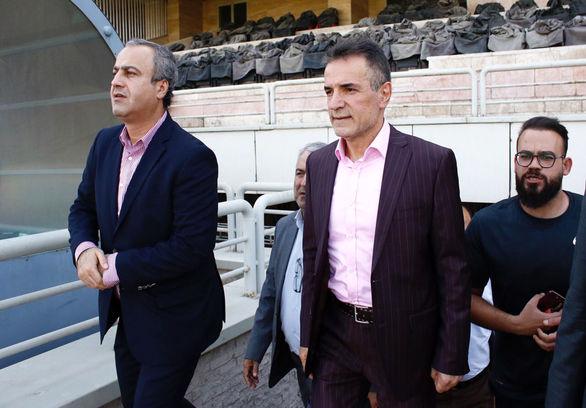 ماجرای برکناری علی پروین توسط مدیرعامل جدید پرسپولیس
