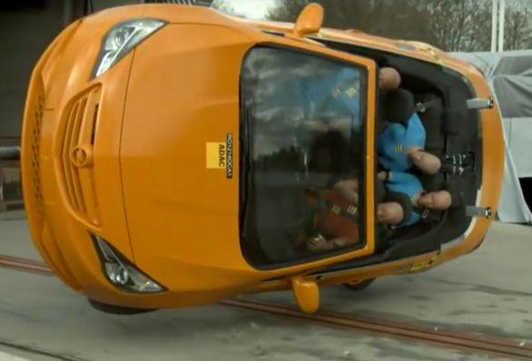 آشنایی با سیستم محافظت از واژگونی خودرو ARP