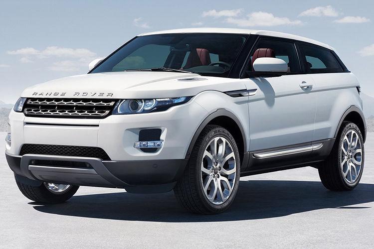 Range Rover Evoque / رنجرور ایوک