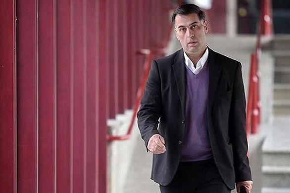 سعید آذری به مدیرعاملی استقلال نزدیک شد؟ (عکس)