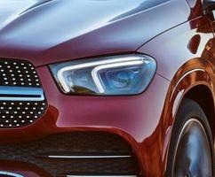 مدل جدید خودرو مرسدس بنز GLE  کوپه را ببینید