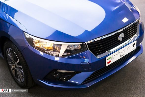 واکنش ایران خودرو به یک حاشیه در رونمایی از خودرو تارا