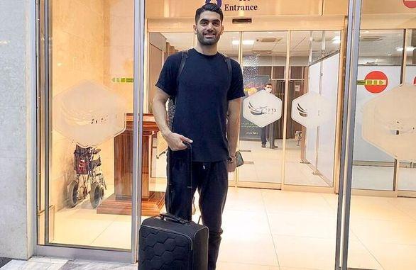 علی کریمی تیم جدید خود را شناخت
