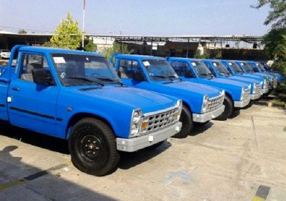 تولید معروف ترین خودرو وانت ایران متوقف می شود؟