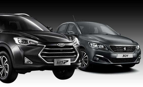 خودروهای جدید در راه بازار ایران (تصاویر)