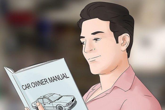 maintain a car