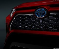 مدل جدید خودرو کراس اوور تویوتا روفور را ببینید