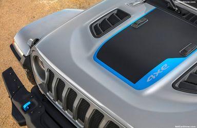 جیپ رنگلر روبیکان مدل 2021