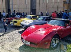 رالی خودروهای کلاسیک تهران - کاسپین در کلاسیک ترین جاده ایران + عکس