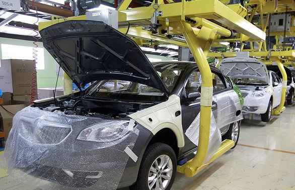 تولید خودرو 70 درصد افزایش یافت