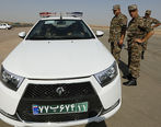 دنا پلاس به ناوگان پلیس کشور پیوست (تصاویر)