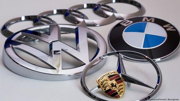 تلاش خودروسازان آلمان برای سرپا شدن