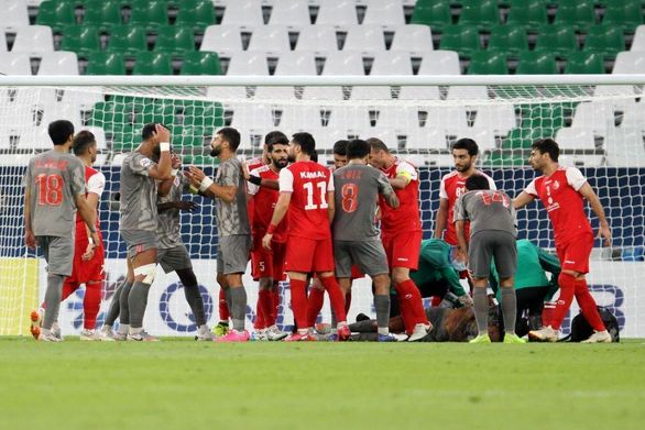 پیام باشگاه پرسپولیس به هواداران بعد از باخت به الدحیل