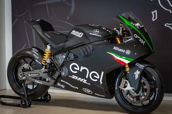 موتو E / موتورسیکلت برقی انرجیکا Ego Corsa برای فصل جدید