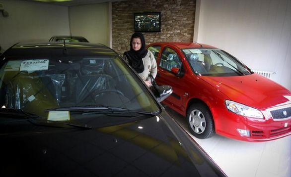 راز از سکه افتادن بازار خودرو