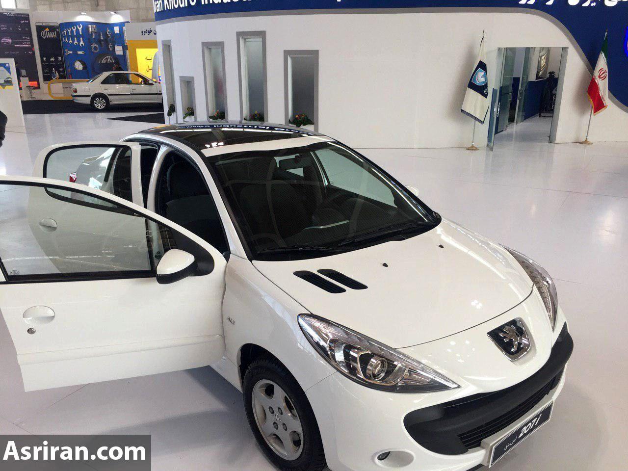 ایران خودرو:عرضه سه محصول جدید درآینده نزدیک (+اسامی خودروها)