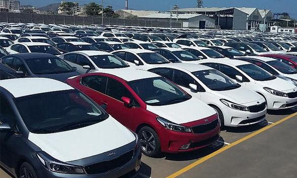 واردات خودرو در سال 98 تعیین تکلیف شد