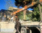 حادثه خونین برای عزاداران حسینی + عکس