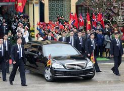 داستان جالب خودروهای لوکس رهبر کره شمالی