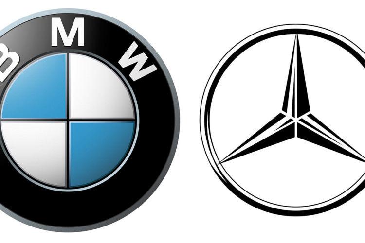 BMW Mercedes-Benz / بی ام و مرسدس بنز