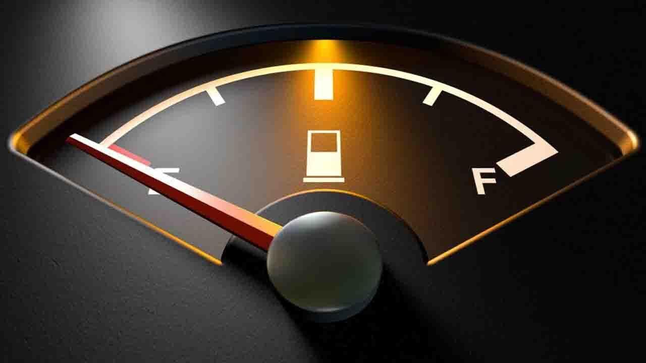 هنگام اتمام سوخت چه کنیم؟