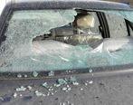 تدبیر جالب مردم جوانرود برای حفاظت خودروها از تگرگ! عکس