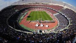 جایگاه بانوان در استادیوم آزادی مشخص شد + عکس