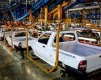 آمار تولید 8 ماهه خودروسازان منتشر شد