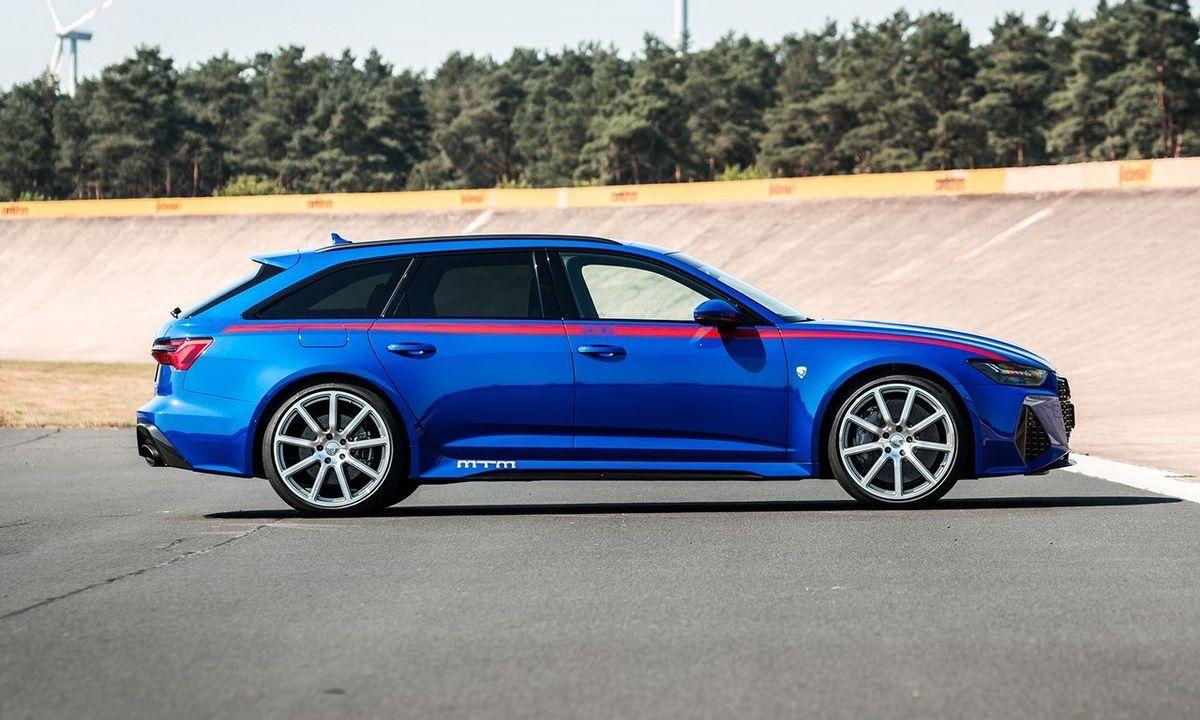 خودرو آئودی آر اس 7 اسپرت بک / Audi RS6 Sportback با تیونینگ شرکت MTM