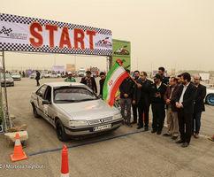 مسابقه اسلالوم قهرمانی کشور در اهواز