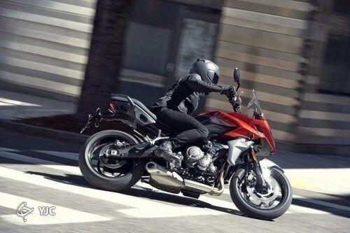 اولین نگاه دقیق به موتورسیکلت 2022 Triumph Tiger Sport 660