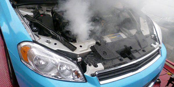 چرا ماشینها در تابستان جوش میآورند؟
